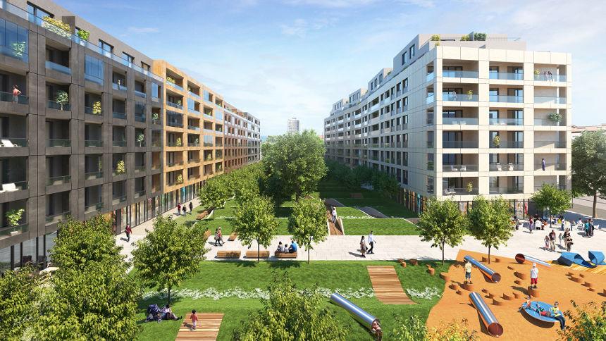 Urban Residence: Pripravte sa na ruch veľkomesta