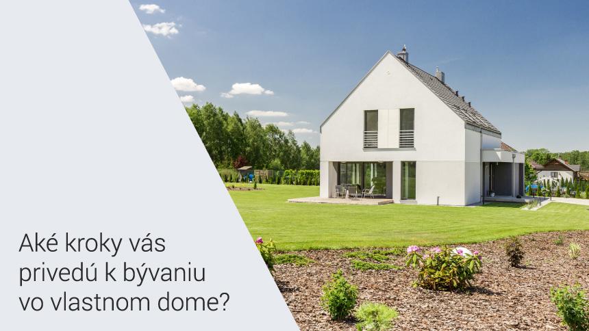 Hypotéka na výstavbu rodinného domu